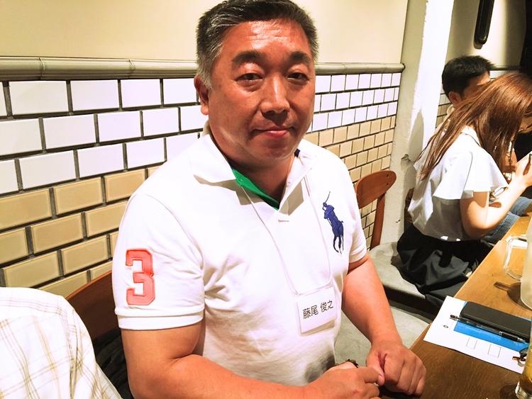 藤尾 俊之さん