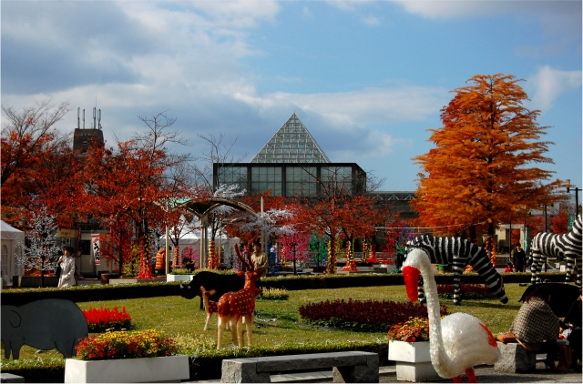 天王寺公園